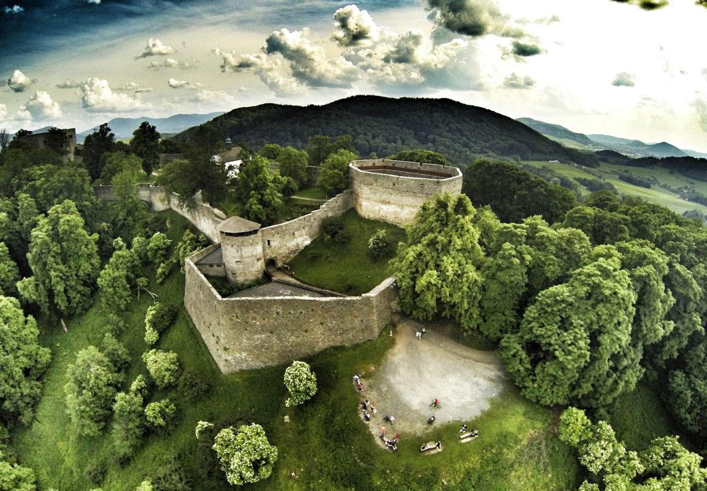 Hukvaldský hrad